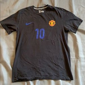 Manchester United Nike Rooney Tee